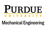Purdue University Mechanical Engineering logo