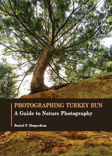 Photographing Turkey Run