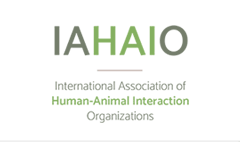 The International Association of Human-Animal Interaction Organizations logo